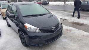 2012 Toyota Yaris Hatchback - $6995
