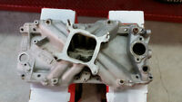Edelbrock Torker 2R Rectangular Port Intake for Mark IV (BBC)