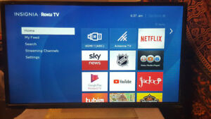 Insignia Roku Tv-32 inch LED TV 720p