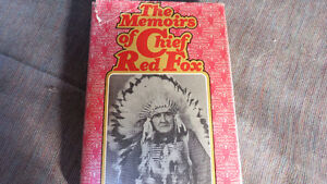 Chief Red Fox book