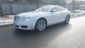 2005 Bentley Continetal GT Coupe V12 Twin Turbo
