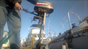Gamefisher 3,0 Outboard Motor
