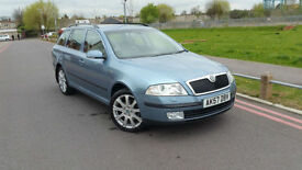 2007 57 Skoda Octavia 2.0TDI PD Laurin & Klement +++FULL MAIN DEALER HISTORY+++