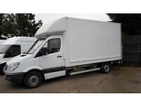 Late 2013 Mercedes-Benz Sprinter 14 Foot Luton With Tail Lift 2.1TD 313CDI LWB,