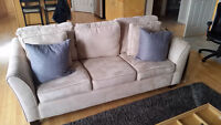One day moving sale Sat Sept 5-  2 couches and others furniture