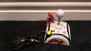 Rare 2006 Spiderman Marvel Heroes Plug N Play Excellent Cond.