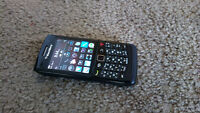 Unlocked used BB BlackBerry Pearl 3G 9100 Chatr Fido Koodo Telus