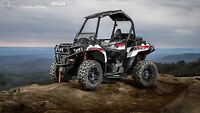 2014 Polaris Ace / 2007 Sportsman 500 EFI