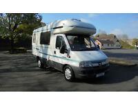 Auto Sleeper Talisman SE 4 Berth MONOCOQUE Body Motor Home For Sale