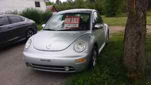 2003 VW BEETLE 2.0L GS AUTOMATIC