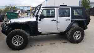 2008 Jeep Wrangler JK Rubicon Unlimited