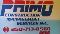 Construction Manager