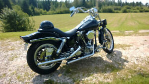 1983 fxe Harley for sale