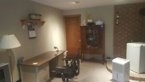 Basement room for rent in a private home