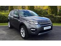 2015 Land Rover Discovery Sport 2.0 TD4 180 HSE 5dr Manual Diesel 4x4