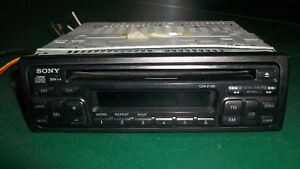 Sony Car Stereo CD Player
