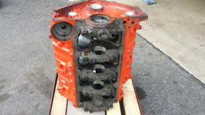 396 / 402 BBC 4 BOLT, 291'S HEADS, OIL PAN, VALVE COVERS,
