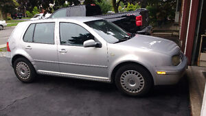 For sale or trade 2000 VW Golf