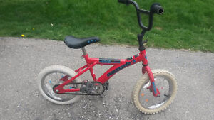 """Kid's SuperCycle Bike - Red - 14"""""""