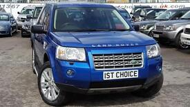 2009 LAND ROVER FREELANDER TD4 XS LOVELY MARTINIQUE BLUE GREAT LOOKING FREEL