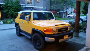 2007 Toyota FJ Cruiser C Package, offroad SUV,
