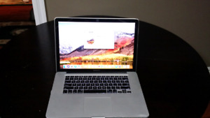 """MacBook Pro 15"""" A1286 (Mid 2010) 2.53GHz i5"""