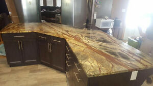 GRANITE & QUARTZ COUNTERTOPS -from $49/sqft INSTALLED** SC