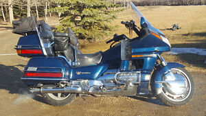 1994 Gold Wing,CB,Hitch,Backrest,Passenger Arm Rests,more..