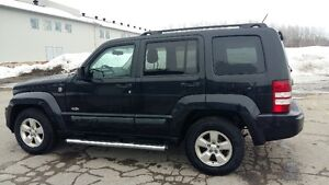 2010 Jeep Liberty North Edition VUS