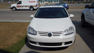 2008 Volkswagen Rabbit 4 Door 5 Speed