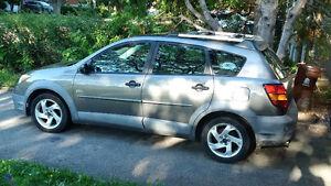 2003 Pontiac Vibe Camionnette
