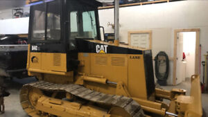 Heavy Equipment Painting & Refurbishing