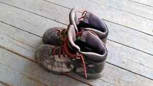 Bottillons, bottes avec cap acier gr.10