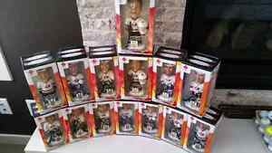 2002 Team Canada Olympic Gold Medal Bobble Heads