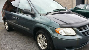 Dodge Caravan 2006 SXT Well maintained