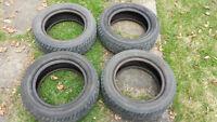 4 Mirada Sport GTX Summer Tires ---- (185/60/14) --- 82H