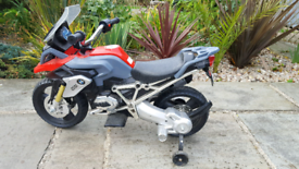 * Free * kids electric motorbike