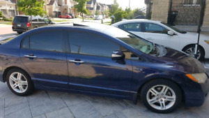 Acura CSX 2006 low milage 155k only