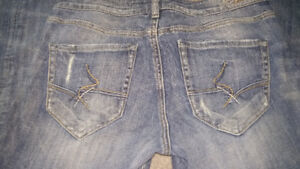 $50 silver jeans!!!!