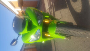 2004 kawasaki ninja zx6r for sale