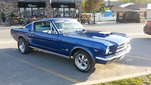 1965 Mustang 2+2 Fastback for Sale