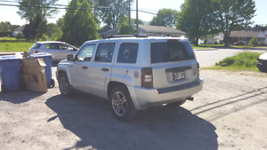 Mags jeep patriot