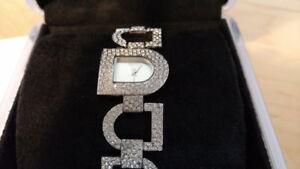 DKNY Sparkly Women's Watch