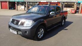 Nissan Navara dCi Tekna 4x4 Shr Dcb DIESEL AUTOMATIC 2012/12