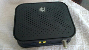 Modem for Hi-speed internet with Rogers