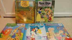 Lot of Brand New Disney  Puzzles Kitchener / Waterloo Kitchener Area image 1
