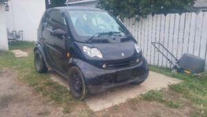 2006 smart car diesel four two pure