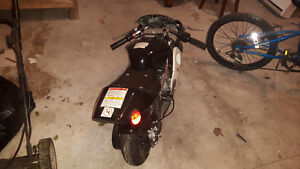 Pocket Bike $175