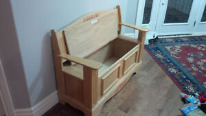 Handcrafted Deacon Bench - NEW Kitchener / Waterloo Kitchener Area image 10