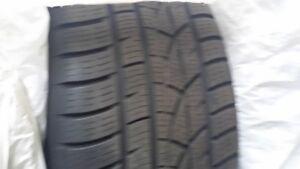 245/50R18 Hankook Winter Tires and Touren Rims.